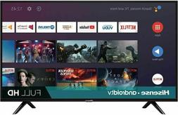 Hisense 40-Inch 40H5500F Class H55 Series Android Smart TV w