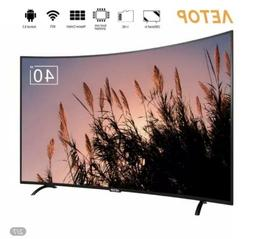 40 Inch Tv Smart Led Curved 720p