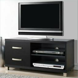 """Techni Mobili RTA-8896-BK Modern TV for Up to 40"""" Stand with"""