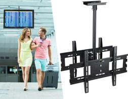 Adjustable Dual Ceiling TV Mount for 32 340 42 45 48 50 52 5