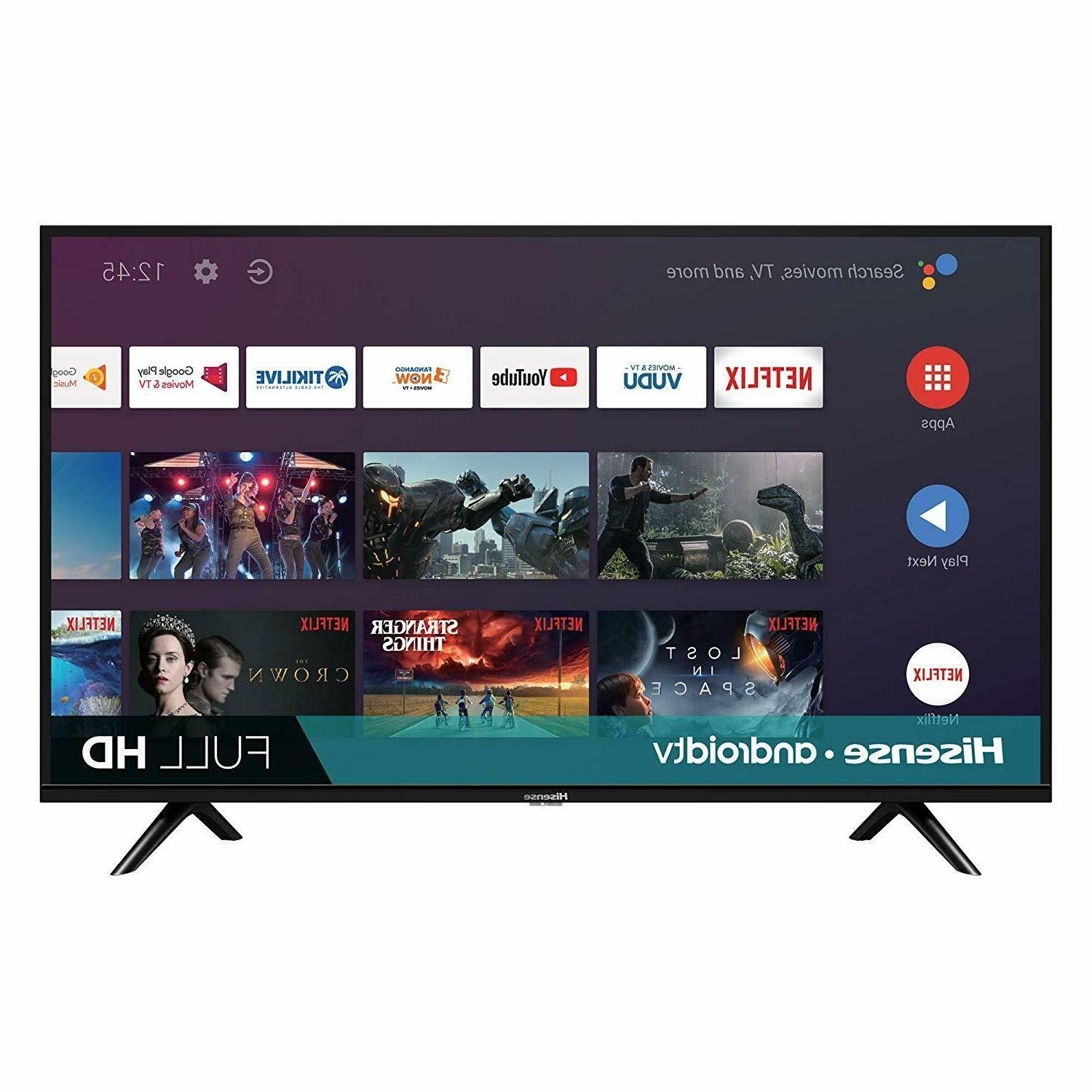 40 inch 1080p full hd android smart