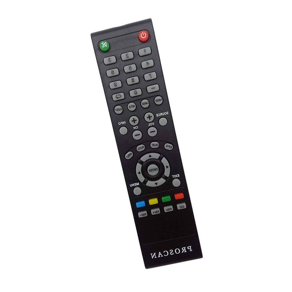 New Remote for PROSCAN PLDED3273A-E, Pled2243a-i