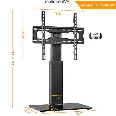 Swivel TV Stand with 37 55 60 65 TVs