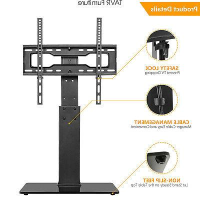 Swivel Stand with Mount for 37 45 55 60 65 inch TVs
