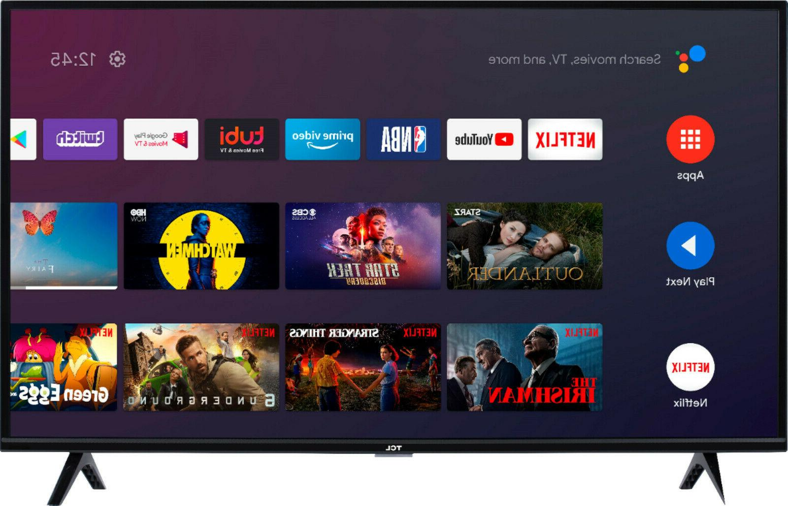 tcl 40 inch class 3 series 1080p