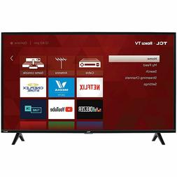NEW TCL 40S325 40-Inch Class LED 3-Series  1080p 3 HDMI USB