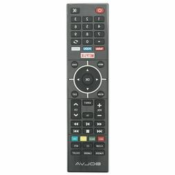 Genuine BOLVA 4K LED UHD smart TV remote Control for Most Bo