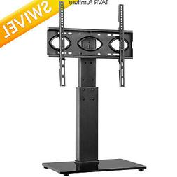 Swivel Tabletop TV Base Stand with Mount for 37 40 45 50 55