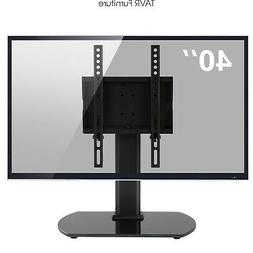 TableTop TV Stand Base with Swivel Mount for 20-40 inch LCD
