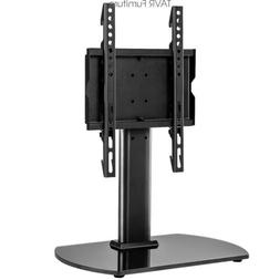 TableTop TV Stand Base with Swivel Mount for 20-40 inch Flat