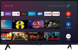 TCL 40 inch Class 3-Series 1080p Android HDTV Smart - Condit
