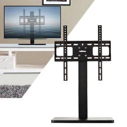 Ultra Stable Tabletop Universal TV Stand Mount Height Adjust